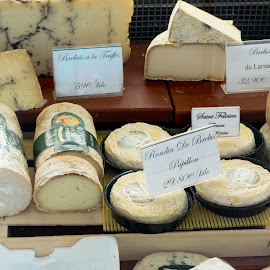 French Cheese by Andrew Moore - Food & Drink Meats & Cheeses
