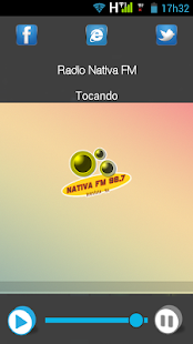 Radio Nativa FM - screenshot