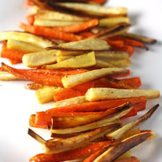 Baked Parsnips And Carrots Recipes