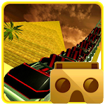VR Desert Roller Coaster - Egypt Icon