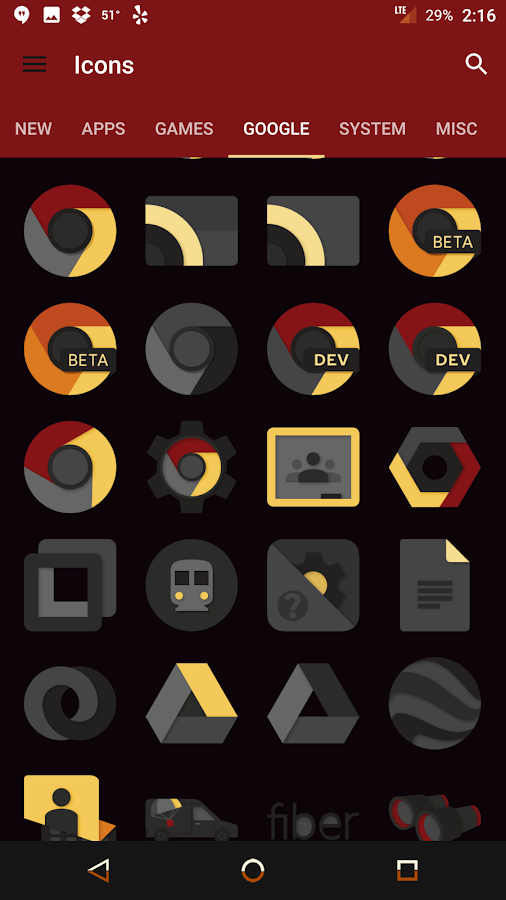 Desaturate Icon Pack Screenshot 9