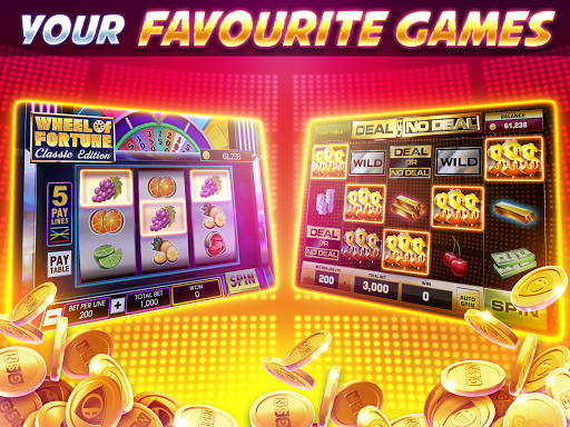 GSN Casino Slots: Free Online Slot Games screenshot 7