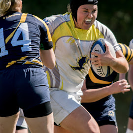 by Bob Nospum - Sports & Fitness Rugby