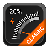 Download  Gauge Battery Widget Classic  Apk