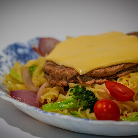 My Pasta by Syahrul Nizam Abdullah - Food & Drink Plated Food
