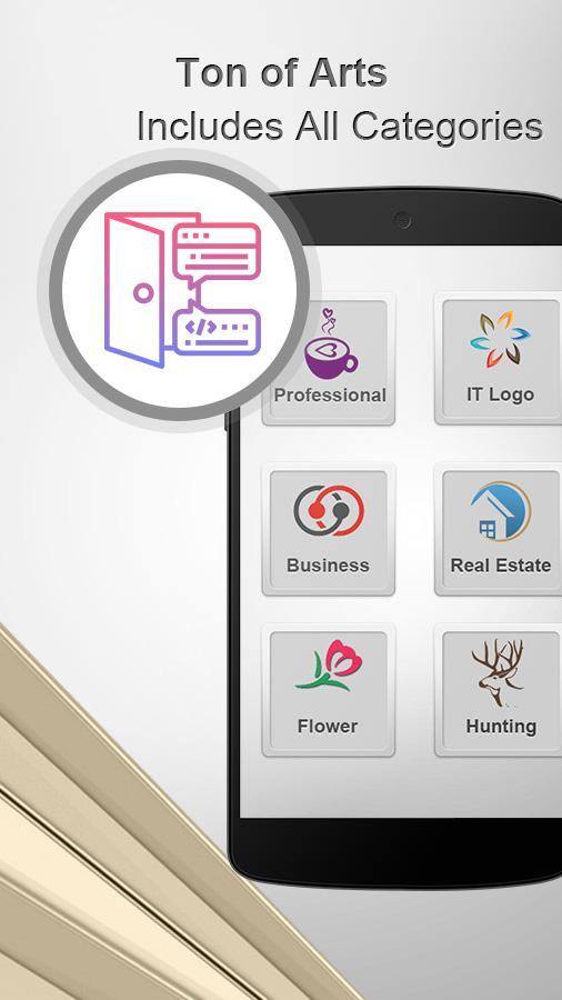 Logo Maker 3D & Logo Creator Screenshot 0