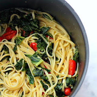 Pasta With Kale And Feta Recipes