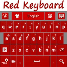 Red Strawberry Keyboard
