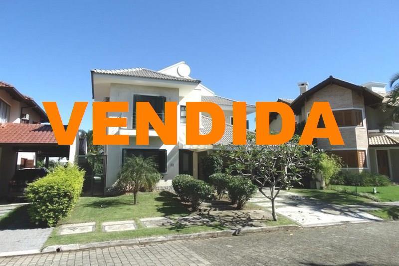 Casa 4 Dorm, Jurerê, Florianópolis (CA0361)