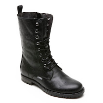 Step2wo Genna - Lace Biker Boot BOOT