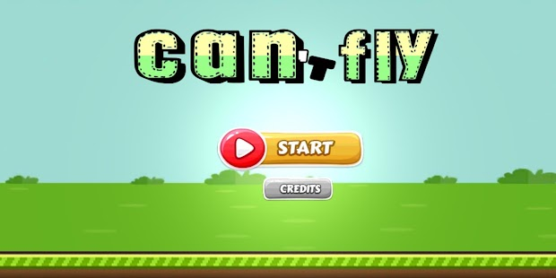 Cant Fly - screenshot