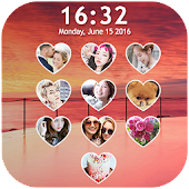 lock screen photo keypad APK for Bluestacks