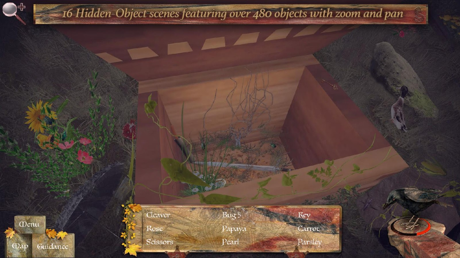 WILLIHARD (Hidden Objects) Screenshot 6