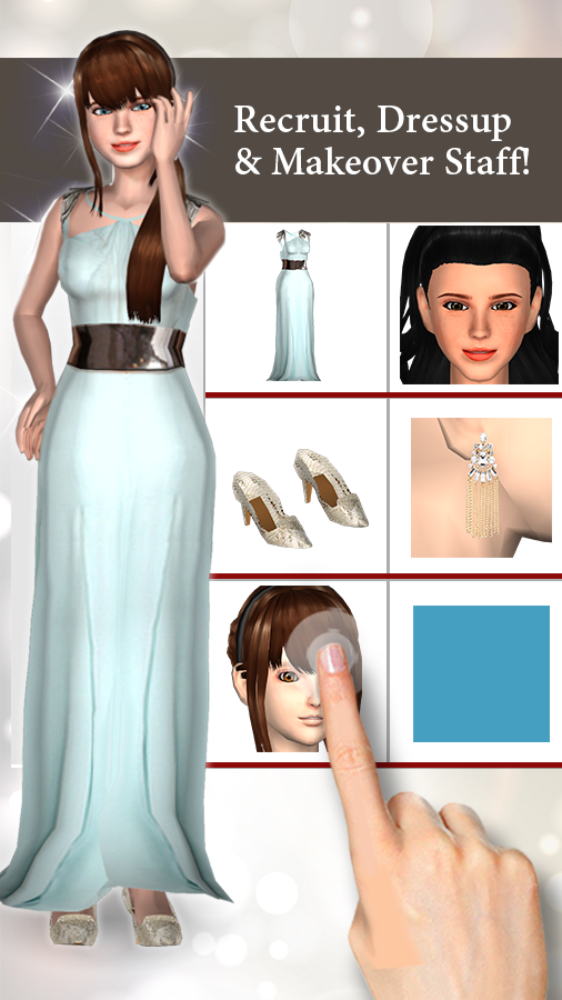 Fashion Empire - Boutique Sim Screenshot 1