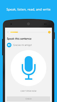 Duolingo: Learn Languages Free APK screenshot thumbnail 3
