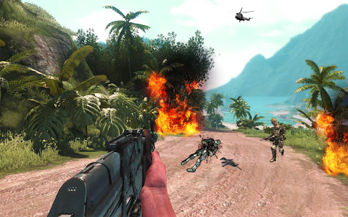 Game Commando Mountains Operation 2.1 APK for iPhone