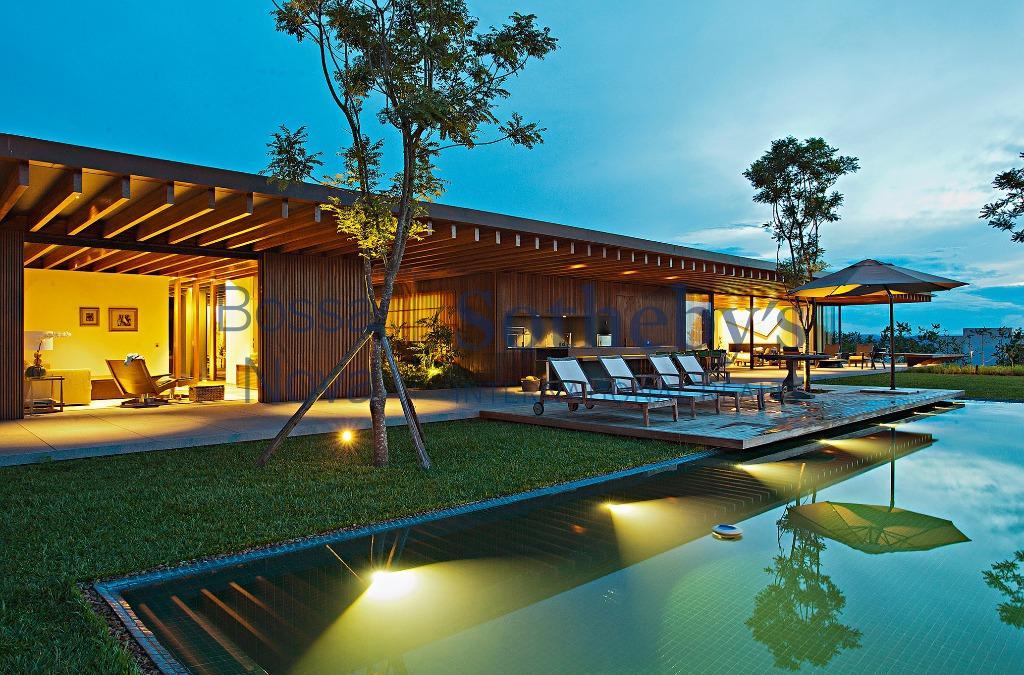 Casa Moderna - Projeto Paulo Jacobsen