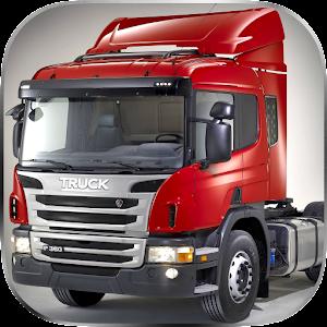 Cover art Truck Simulator 2016 Game