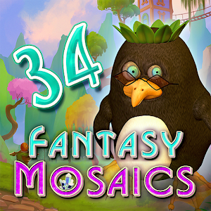 Fantasy Mosaics 34: Zen Garden For PC