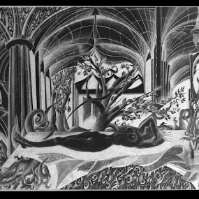 Dream by Blanka Bareza - Drawing All Drawing