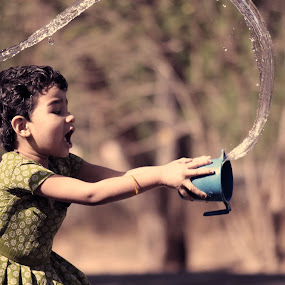 Lets play by Swapnil Khare - Babies & Children Children Candids