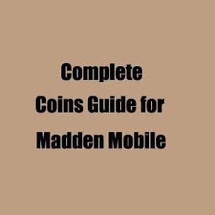 Guide for Madden NFL Mobile - screenshot