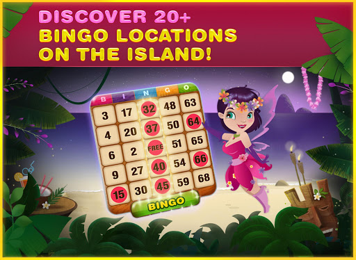 Bingo Island - Best Bingo - screenshot