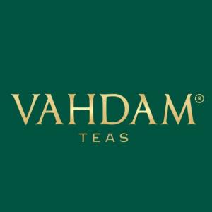 Vahdam Teas, ,  logo