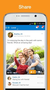 App SKOUT - Meet, Chat, Friend APK for Windows Phone