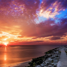 Good Morning by Davide Dilevrano - Landscapes Sunsets & Sunrises (  )