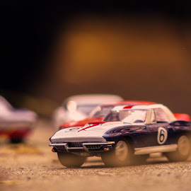 corvette by Iqbal Musthapa - Artistic Objects Toys