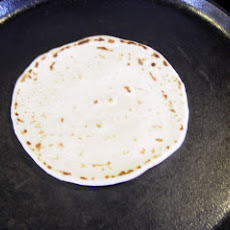 Frying Pan Flatbreads
