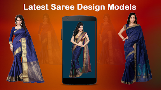 Saree Designs - screenshot