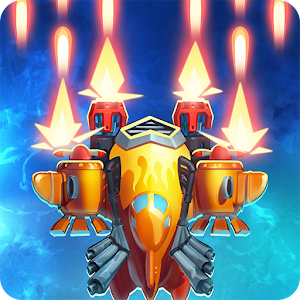 HAWK – Force of an Arcade Shooter. Shoot 'em up New App on Andriod - Use on PC