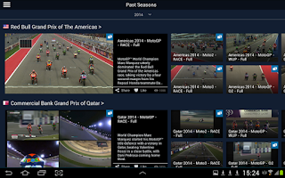 Screenshot of VideoPass