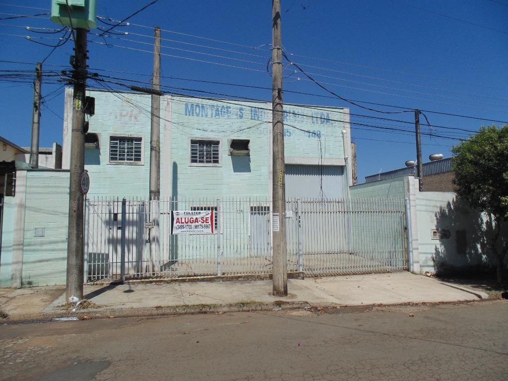 Loja para Locação - Jardim São Francisco