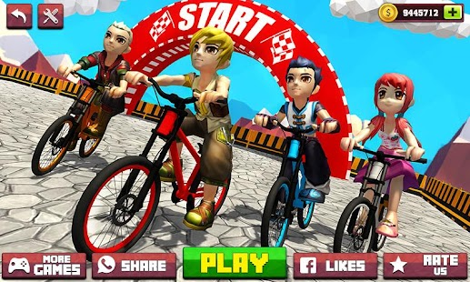 Fearless BMX Rider 2019 for pc