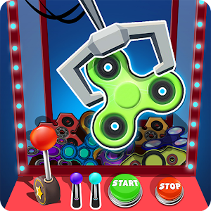 Prize Machine Spinner Simulator For PC