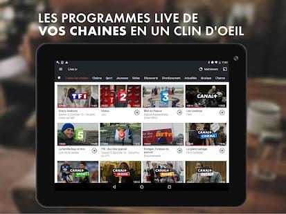Download myCANAL, la TV by CANAL APK on PC