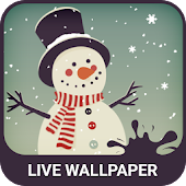 Snowman Live Wallpaper APK for Lenovo