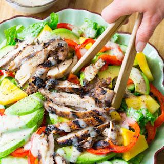 Jerk Chicken Salad Recipes