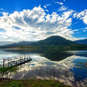 Beris Lake, Kedah by Nuzul Taufiq - Travel Locations Landmarks ( ladang anggur, vineyard, kedah, beris, malaysia, sik )