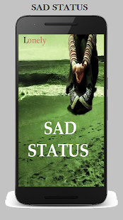 Sad Status- screenshot thumbnail