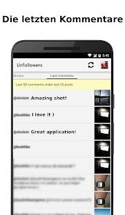 Unstfolgern für Instagram android apps download