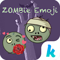 Kika Keyboard Zombie Emoji For PC (Windows And Mac)