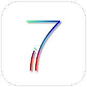 Download Full iLauncher 7 i5 Theme HD Free 5.6 APK
