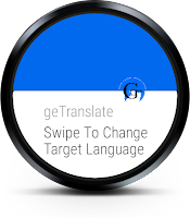 Screenshot of Get Translate