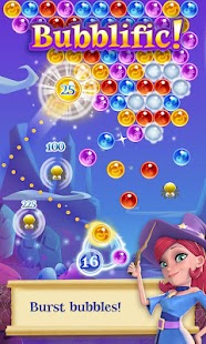 Game Bubble Witch 2 Saga APK for Kindle