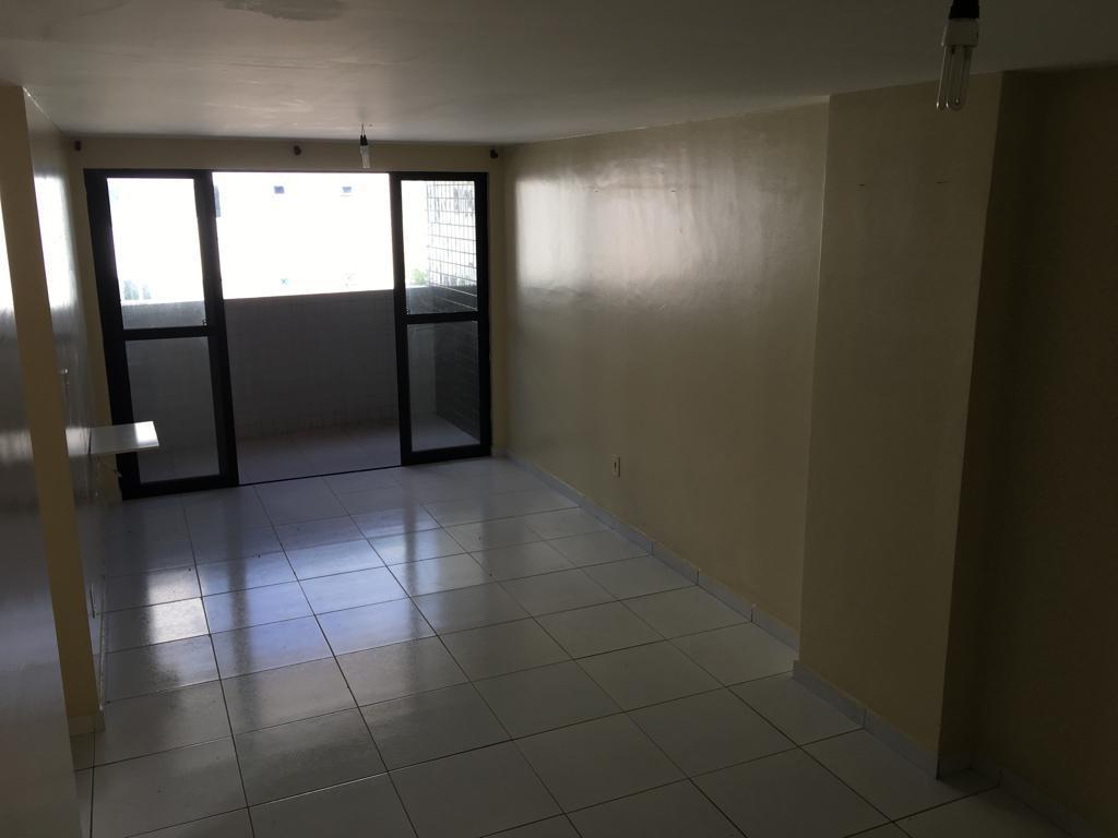 Apartamento com 2 dormitórios para alugar, 60 m² por R$ 1.140/mês - Bessa - João Pessoa/PB
