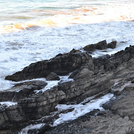 sea rocks by Sue Norton - Novices Only Landscapes